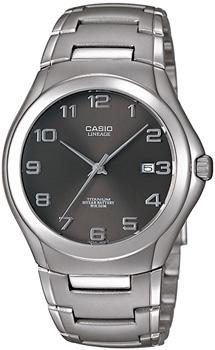 Zegarek męski Casio lineage LIN-168-8AV - duże 1