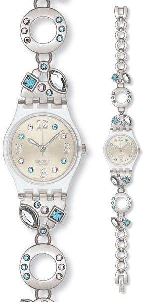 Zegarek Swatch LK292G - duże 1