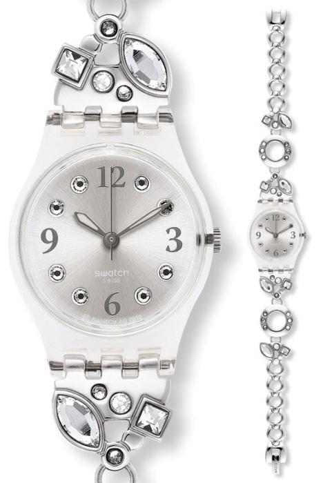 Swatch LK321G Skin Classic Menthol Tone White