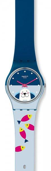 Zegarek Swatch LN152 - duże 1