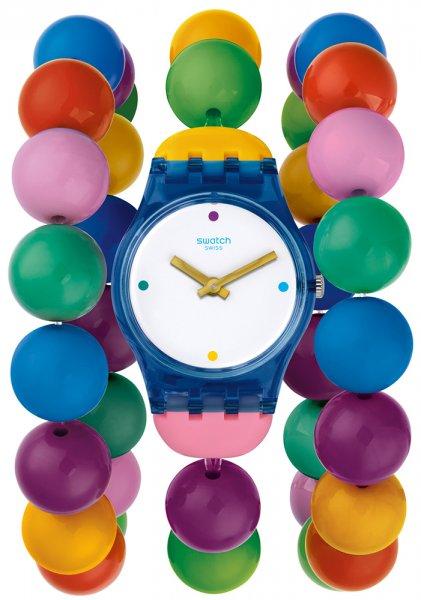 LN154A - zegarek damski - duże 3