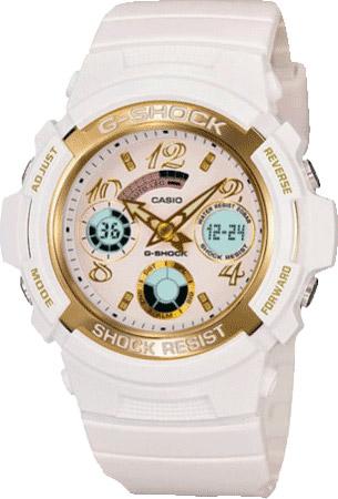 LOV-08A-7B - zegarek damski - duże 3