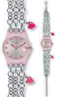 zegarek Charming Pink Swatch LP129G