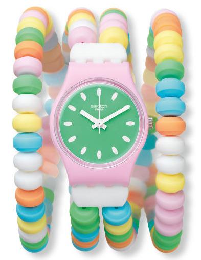 Zegarek Swatch LP135A - duże 1