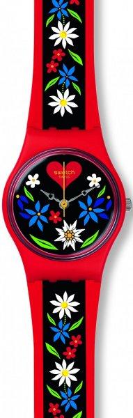 Zegarek Swatch LR129 - duże 1