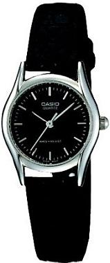Zegarek damski Casio klasyczne LTP-1094E-1A - duże 1