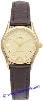 Zegarek damski Casio klasyczne LTP-1094Q-9A - duże 1