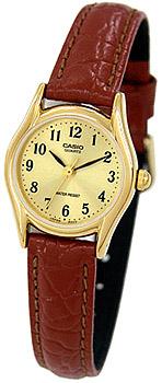 LTP-1094Q-9B - zegarek damski - duże 3