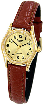 Zegarek Casio LTP-1094Q-9B - duże 1