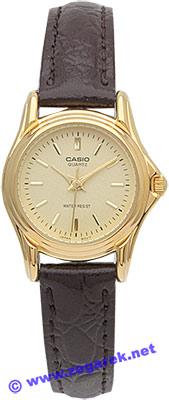 Zegarek damski Casio klasyczne LTP-1096Q-9A - duże 1