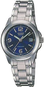Zegarek damski Casio klasyczne LTP-1215A-2A - duże 1