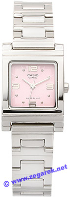 Zegarek damski Casio klasyczne LTP-1237D-4A - duże 1