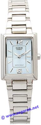 Zegarek Casio LTP-1238D-2A - duże 1
