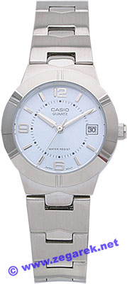 Zegarek Casio LTP-1241D-2A - duże 1