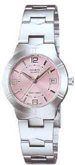 Zegarek damski Casio klasyczne LTP-1241D-4A - duże 1