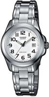 Zegarek damski Casio klasyczne LTP-1259D-7B - duże 1