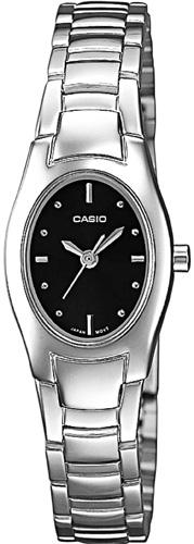 Zegarek damski Casio klasyczne LTP-1278D-1AEF - duże 1