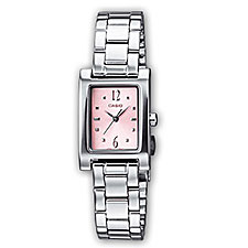 Zegarek damski Casio klasyczne LTP-1279D-4AEF - duże 1