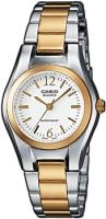 Zegarek damski Casio klasyczne LTP-1280SG-7AEF - duże 1