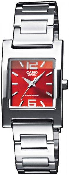 Zegarek damski Casio klasyczne LTP-1283D-4A2EF - duże 1