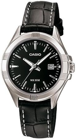 Zegarek damski Casio klasyczne LTP-1308L-1B - duże 1