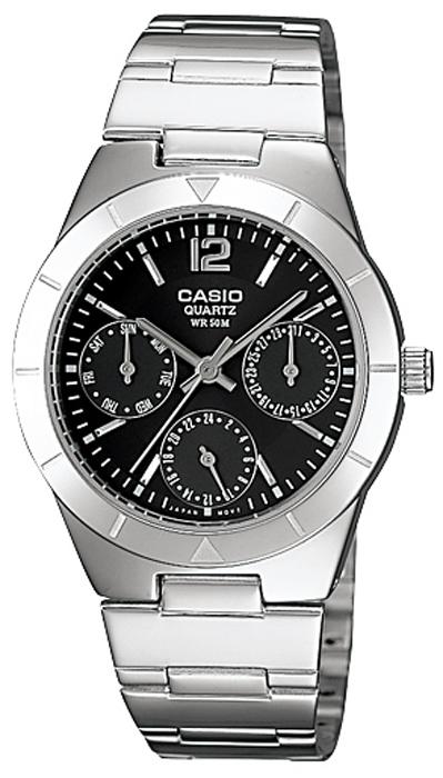 Zegarek Casio LTP-2069D-1A - duże 1