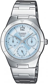 zegarek damski Casio LTP-2069D-2AV