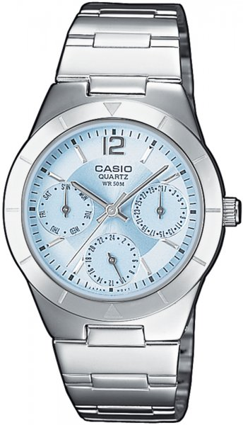 LTP-2069D-2AV - zegarek damski - duże 3