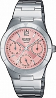 Zegarek damski Casio klasyczne LTP-2069D-4AV - duże 1