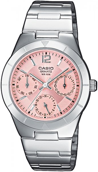 LTP-2069D-4AV - zegarek damski - duże 3