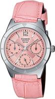 Zegarek damski Casio klasyczne LTP-2069L-4AV - duże 1