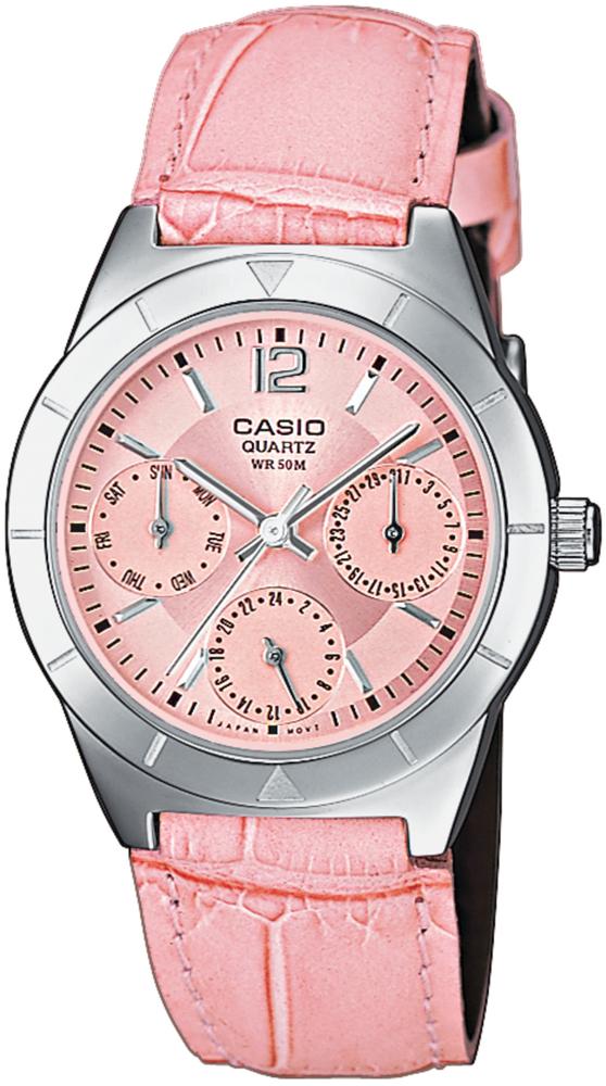 5c0fc8cb9b2c39 Casio LTP-2069L-4AV zegarek damski - Sklep ZEGAREK.NET