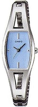 LTP-2074D-2C - zegarek damski - duże 3