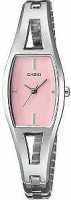 Zegarek damski Casio klasyczne LTP-2074D-4C - duże 1