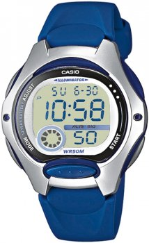 Zegarek damski Casio sportowe LW-200-2AV - duże 1