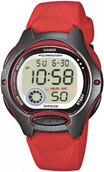 Zegarek damski Casio sportowe LW-200-4AV - duże 1
