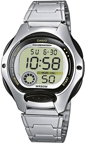 Zegarek damski Casio sportowe LW-200D-1AVEF - duże 1