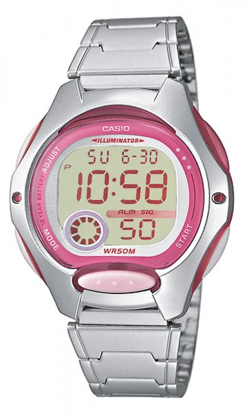Zegarek Casio LW-200D-4AV - duże 1