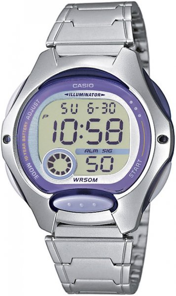 Zegarek Casio LW-200D-6AV - duże 1