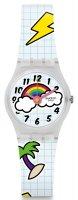 Zegarek damski Swatch originals LW160 - duże 1