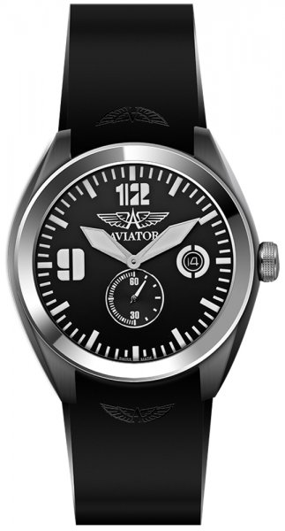 Zegarek Aviator M.1.05.0.012.6 - duże 1