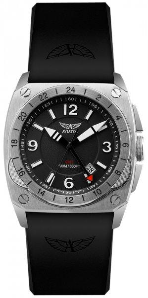 Zegarek Aviator M.1.12.0.050.6 - duże 1