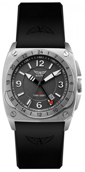 Zegarek Aviator M.1.12.0.051.6 - duże 1