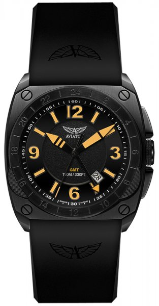 Zegarek Aviator M.1.12.5.053.6 - duże 1