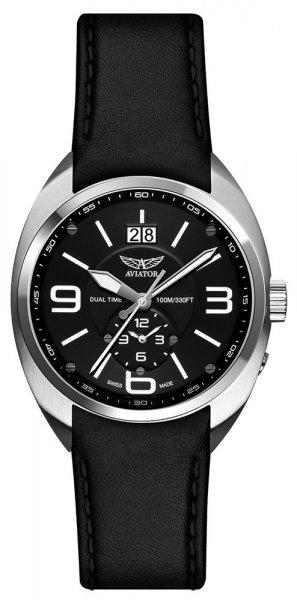 Zegarek męski Aviator mig collection M.1.14.0.086.4 - duże 1