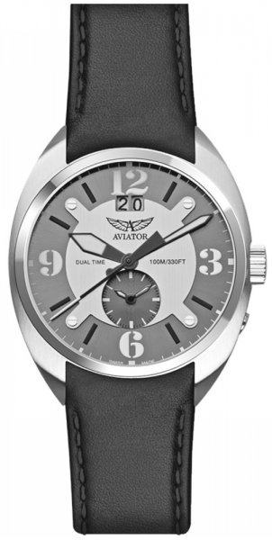 Zegarek Aviator  M.1.14.0.087.4 - duże 1