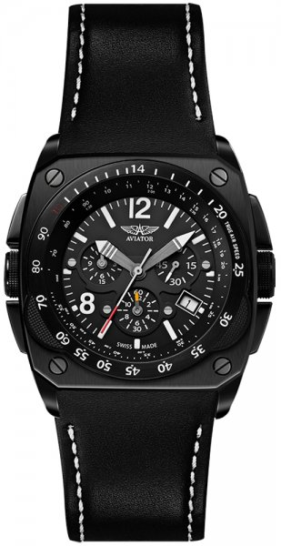 Zegarek Aviator M.2.04.5.009.4 - duże 1