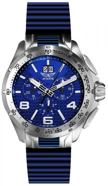Zegarek Aviator M.2.19.0.133.6 - duże 1