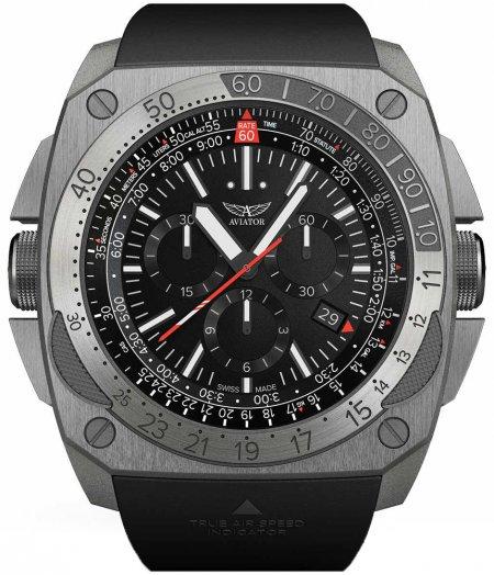 Zegarek Aviator M.2.30.0.219.6 - duże 1