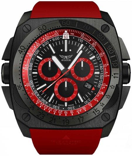 Zegarek Aviator M.2.30.5.215.6 - duże 1